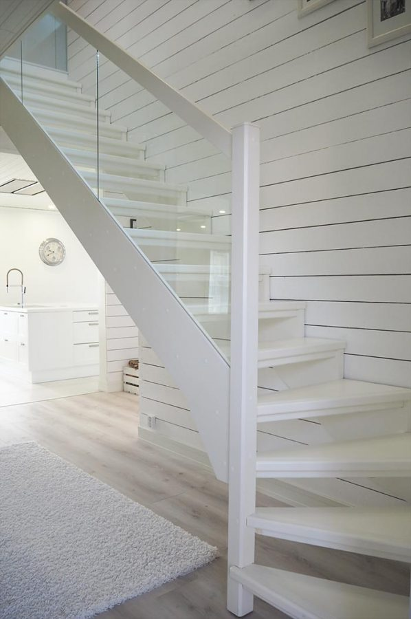 Timber-lasikaide, sivujohteena Satula ja TK-Moderni